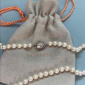 Iridesse Pearl Necklace
